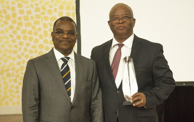 Dr Pascoal Mocumbi Prize _ Prof. Fred Binka