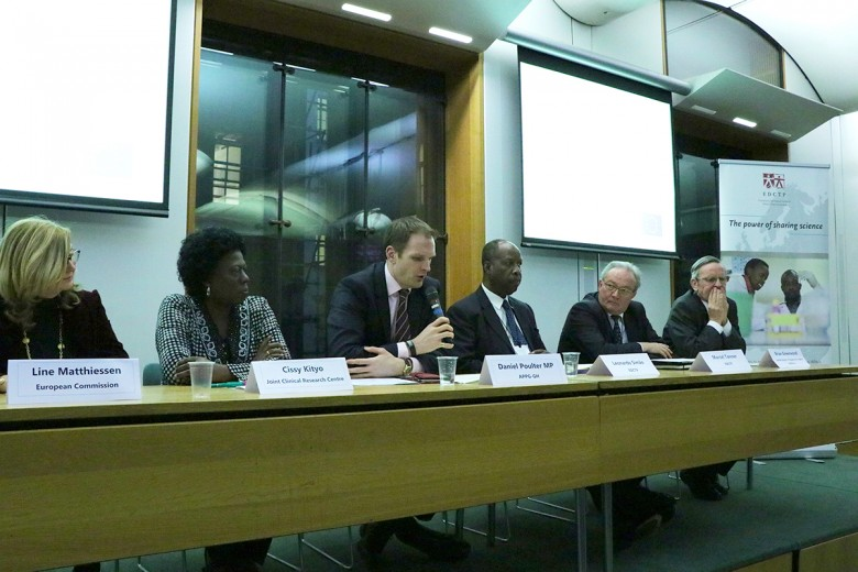 Panel - APPG meeting on EDCTP
