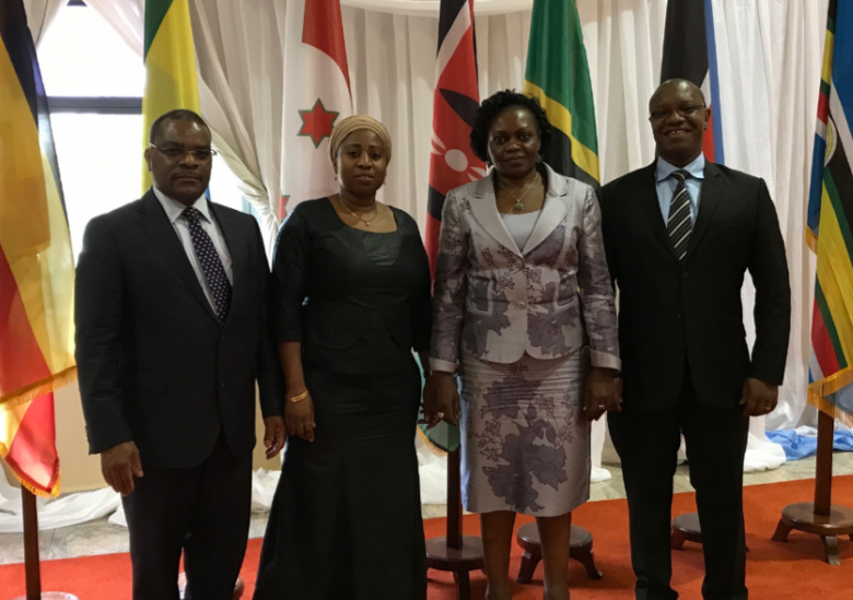 Kampala_MM and ministers-news item