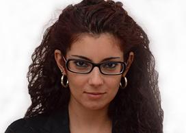 Portret of Andreia Coelho
