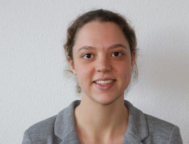 Portret of Johanna Roth