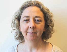 EDCTP staff - portrait of Doctor Pauline Beattie, Operations manager